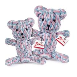 Zanies® Rope Bear - Small