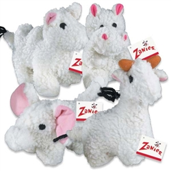 Zanies® Fleecy Friends Toys