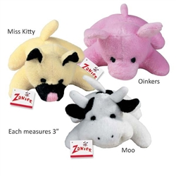 Zanies® Bitty Buddies Training Toys