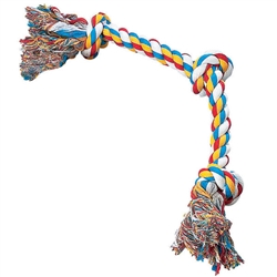 Zanies® Knotted Rope Bone - 18""