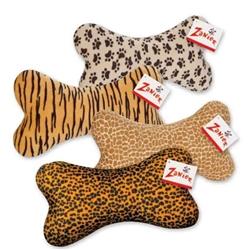 Zanies® Wild Style Bones Dog Toys