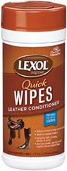 Manna Pro Lexol Leather Conditioner Quick Wipe