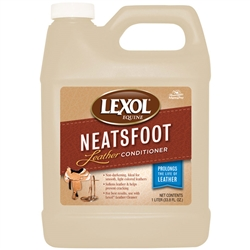 Manna Pro Lexol Neatsfoot Leather Care 1 Ltr