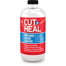 Manna Pro Cut Heal Multi+Care Liquid 8 oz.