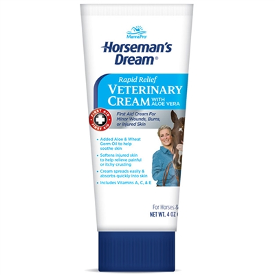 Manna Pro Horsman's Dream Vet Cream Tube 4 oz