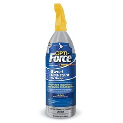 Manna Pro Opti Force Fly Spray 1 qt Spray