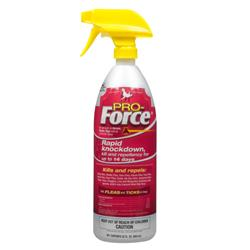 Manna Pro Pro Force Fly Spray 1 qt Spray