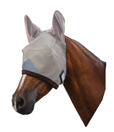 Manna Pro Pro-Force Fly Mask with Ears
