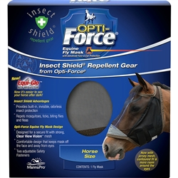 Manna Pro Opti Force Fly Mask Standard