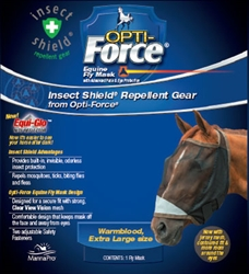 Manna Pro Opti-Force Fly Mask Extra Large