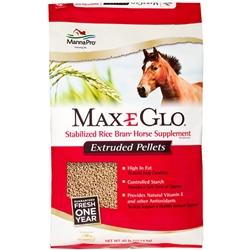 Manna Pro Max E Glo Pellets Stabilized Rice Bran 40 lb