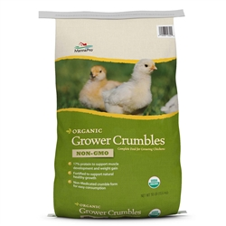 Poultry Feed Organic Grower 30 lb