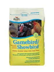 Manna Pro Gamebird / Showbird 5 lb.