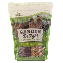 Manna Pro Garden Delight Poultry Treat 2.25 lbs.