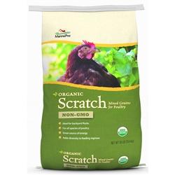 Manna Pro Poultry Organic Scratch 30 lb