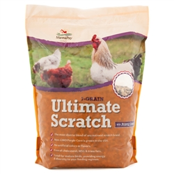 Manna Pro Poultry Feed 7 Grain Ultimate Scratch w/Purple Corn 10 lb