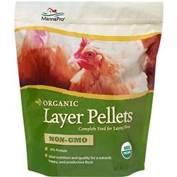 Manna Pro Organic Layer Pellet