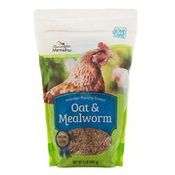 Manna Pro Oat & Mealworm Snack Blend