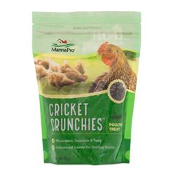 Manna Pro Cricket Crunchies, 5 oz