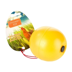 Manna Pro Chicken Toy - Treat Dispensing Ball