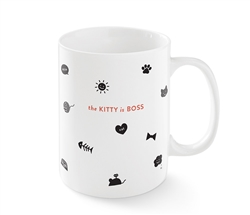 KITTY BOSS MUG