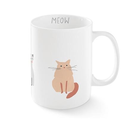 HAPPY CAT MUG
