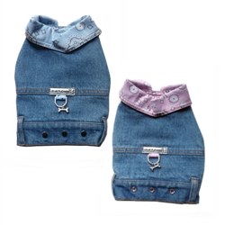 Cloak & Dawggie Authentic Denim Jean Jacket 4800 Series