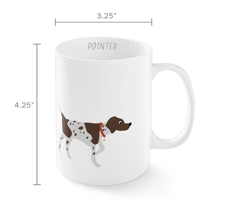 HAPPY POINTER MUG