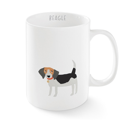 HAPPY BEAGLE MUG