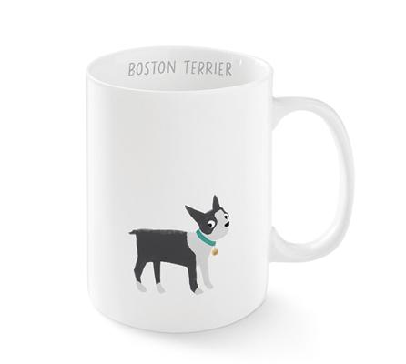 HAPPY BOSTON MUG