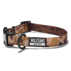 DuckBlind Dog Collars & Leads by Wolfgang