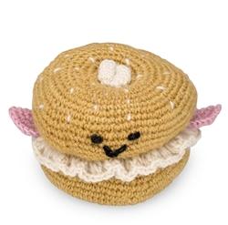 Bagel Knit Toy