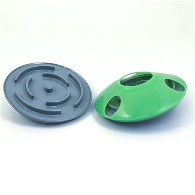U.F.O. - Ultimate Feeding Object! Slow Feeder or Treat Dispenser