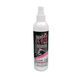 8 oz. Nada Scent for Cat Litter Boxes