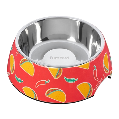 Hey Esse (Tacos and Chilli) Easy Feeder Bowl