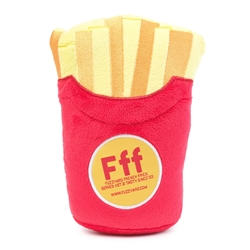 French Fries Dog Toy by FuzzYard