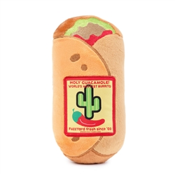 Burrito Dog Toy by FuzzYard
