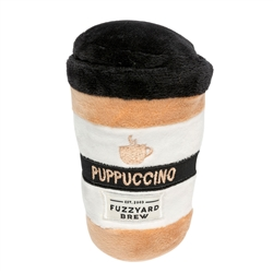 Puppuccino Dog Toy by FuzzYard
