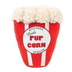 Popcorn Dog Toy by FuzzYard