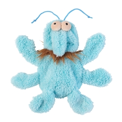 Scratchmo The Flea Flat Out Nasties Dog Toy by FuzzYard