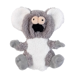 Kana The Koala Flat Out Nasties Dog Toy by FuzzYard