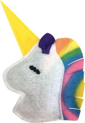 Unicorn Catnip Toy