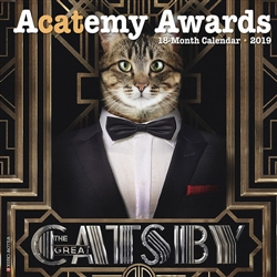 Acatemy Awards 2019 Wall Calendar