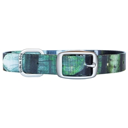 Dublin Dog KOA Forest Pet Collar