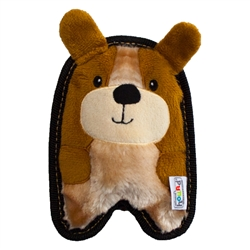 Brown Puppy Invincibles Toy