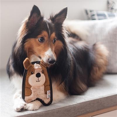 Brown Puppy Invincibles Toy