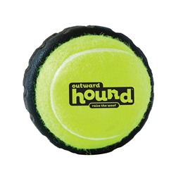 Tire Ball, Large Squeak and Bounce Dog Toy