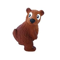 Tootiez Bear, Grunting Dog Squeak Toy