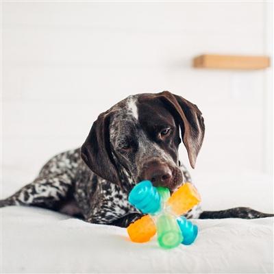 Triple Jack, Multi-Squeak Dog Toy