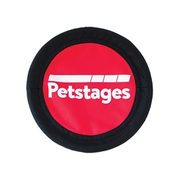 Red Soft Fetch Flyer Pet Toy